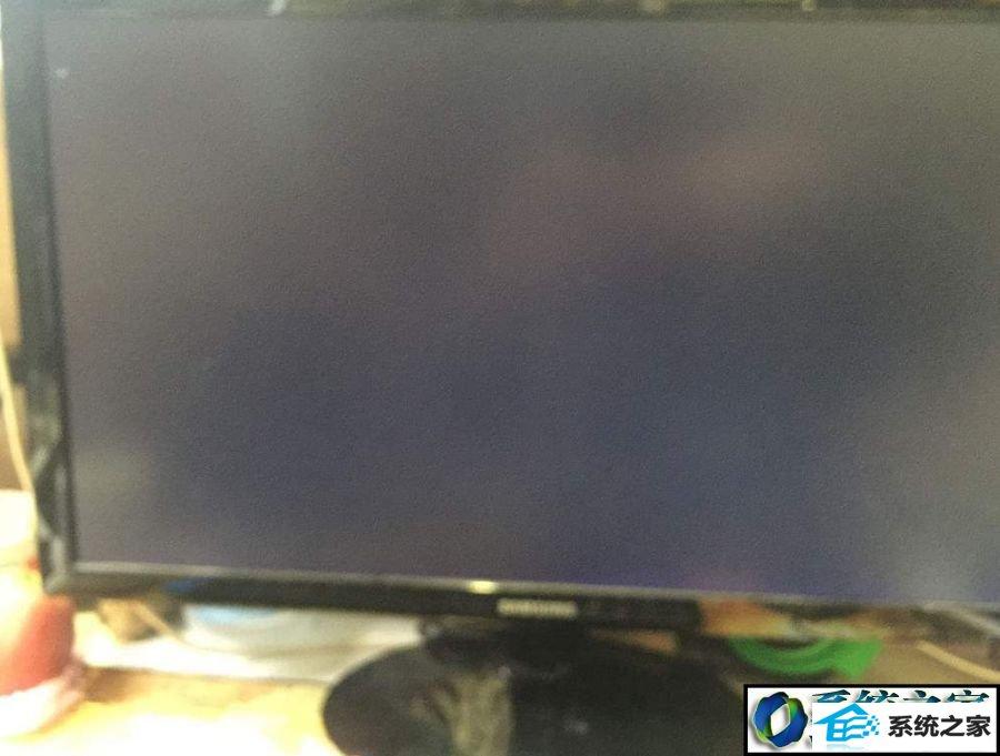 win8系统电脑开机屏幕不显示任何内容的解决方法